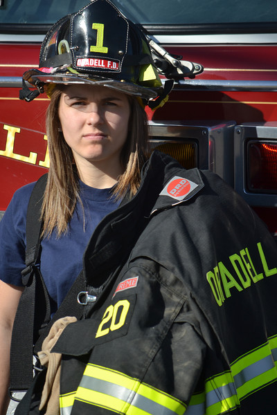 Women In The Fire Service